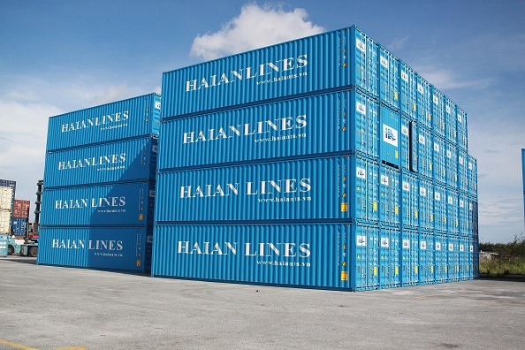 Hải An Group bổ sung gần 3.000 TEU vỏ container mới